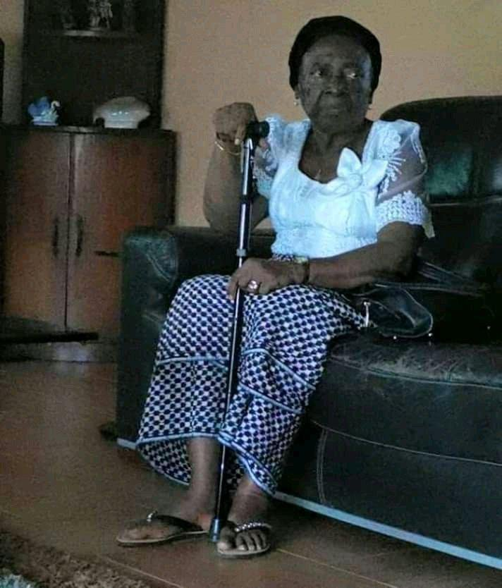Photo of Wife of Chief Zebrudaya  Okorigwe in the new Masquerade TV Series is dead