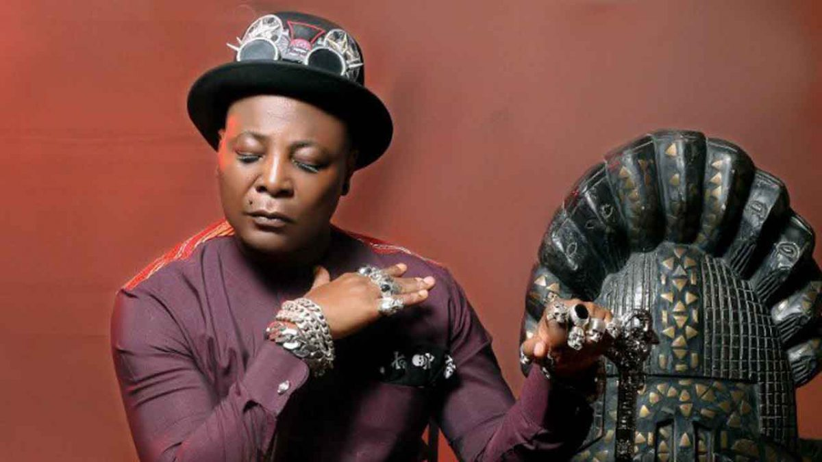 Photo of My Mother was a Good Witch – Charlyboy