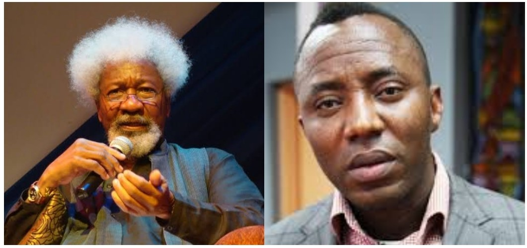 Photo of Release Sowore and Apologize to the Nation – Soyinka