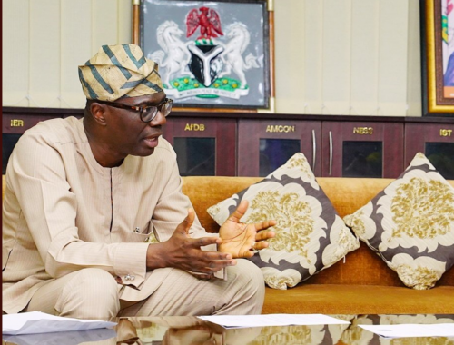 Photo of Sanwo- Olu drops 'Your Excellency' Title