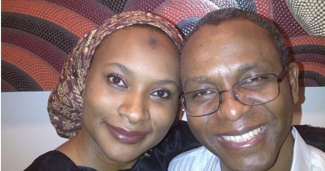 Photo of El-rufai Celebrates Wife on her Birthday