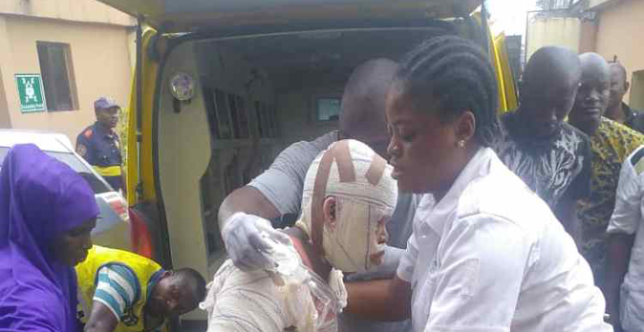 Photo of Gas explosion kills Two Children, burns 23.