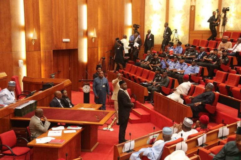 Photo of Senate proposes 3 Years Imprisonment For 'offenders' of Social media regulation bill.