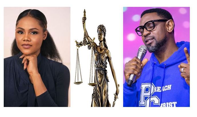 Photo of Rape Allegations: Court Throws Out Busola Dakolo's Case, Fines Her N1m