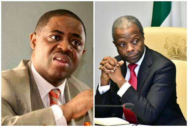 Photo of If your Boss cannot Trust you why are you still there. – FFK Tells Osibanjo