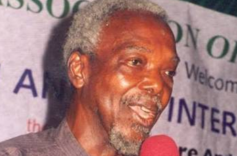 Photo of Nigerian Author, Chukwuemeka Ike, dies at 88
