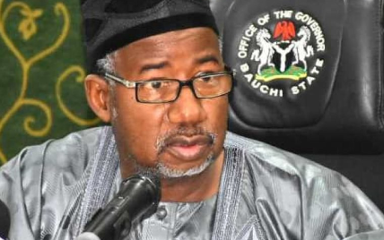 Photo of Bauchi Governor in Hospital says People trying to pull him down