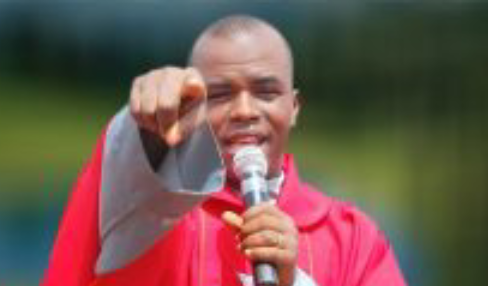 Photo of Nigerians hail Father Mbaka as Prophecy comes true for Imo State Governorship declaration