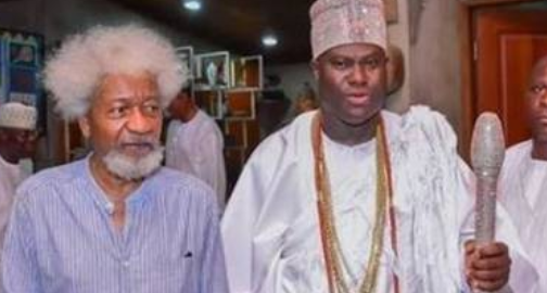 Photo of Defend your Ancestral Land – Ooni Of Ife, Wole Soyinka tell Nigerians