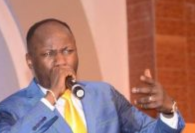 Photo of Apostle Suleman shows support for Amotekun