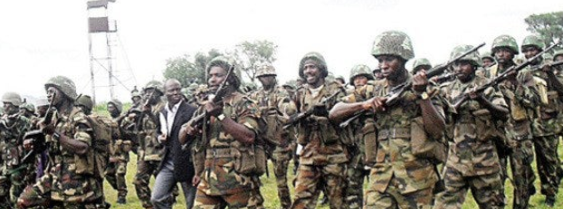Photo of 608 repentant Boko Haram Insurgents undergoing rehabilitation – Military