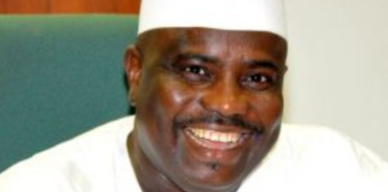 "Photo of ""Congratulations Nigeria"" – PDP speaks on Tambuwal's Victory"