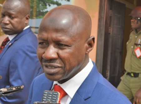 Photo of DSS denies arresting EFCC Boss, Magu