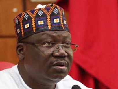 Insecurity: Nigeria is suffering from International Politics - Ahmad Lawan 1
