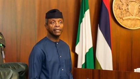 Photo of Nigeria's VAT is low – Osinbajo