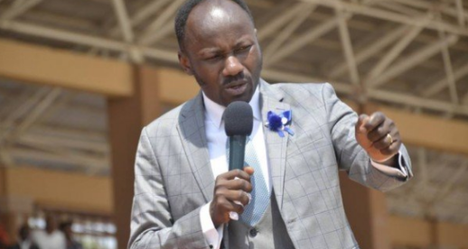 Photo of Femi Adesina is an insensitive Man – Apostle Suleman