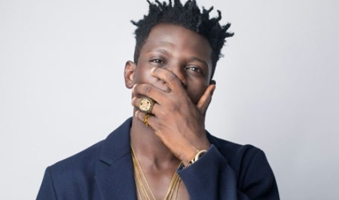 Photo of Terry Apala harassed by Police for looking like a 'Yahoo Boy'.