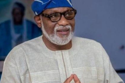Photo of Recruitment Forms for Amotekun to be released next Week – Akeredolu