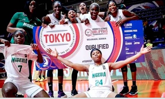 Photo of Buhari Congratulates D'Tigress for qualifying for Olympics