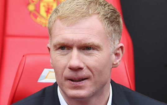 """Photo of """"I don't see him starting many Games"""" – Scholes speaks on Ighalo's Manchester United move"""