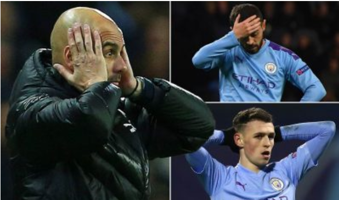 Photo of Manchester City Banned from Champions League for Two Seasons, fined €30m