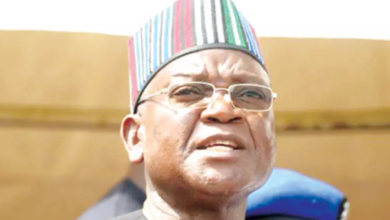Photo of Impound any Cow grazing openly – Gov. Ortom charges Livestock Guards