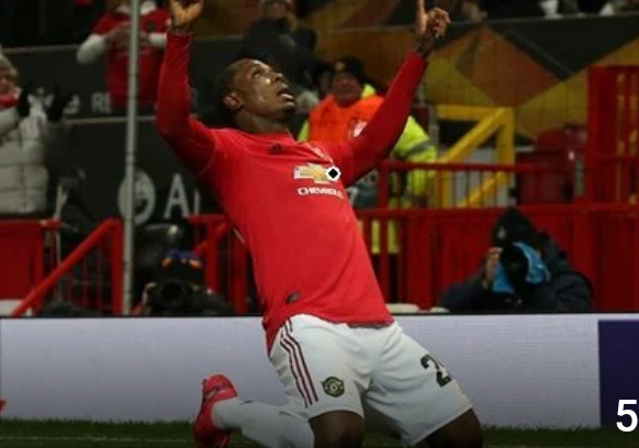 Playing and scoring for United is a Dream come true - Ighalo 1