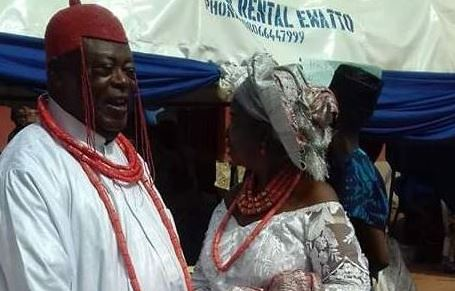 Photo of Gunmen Abduct Wife And Daughter Of Edo Traditional Ruler