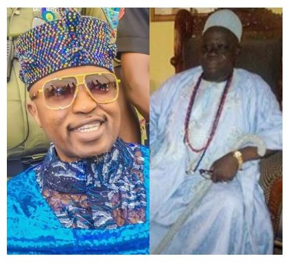Photo of He wanted to stick his staff of office into my eyes- Oluwo of Iwo speaks on why he attacked the Agbowu of Ogbagbaa