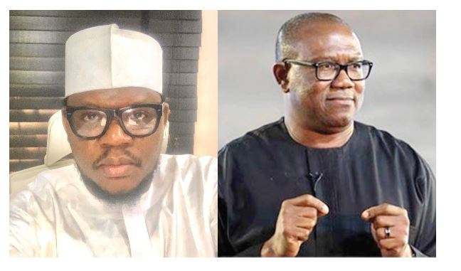 Peter Obi Has A Poverty Mindset For Saying Moving In 20-Car Convoy Is Madness- Adamu Garba 3