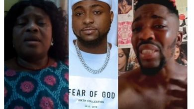Photo of I Will Never Forgive You For Disgracing My Son- Mother Of Journalist Allegedly Assaulted By Davido At The Airport Speaks (Video)