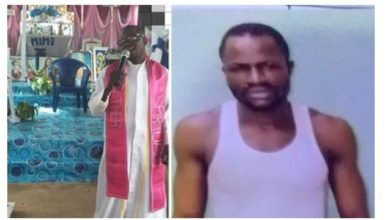 Photo of Pastor Arrested For Defiling Minor In His Office In Church