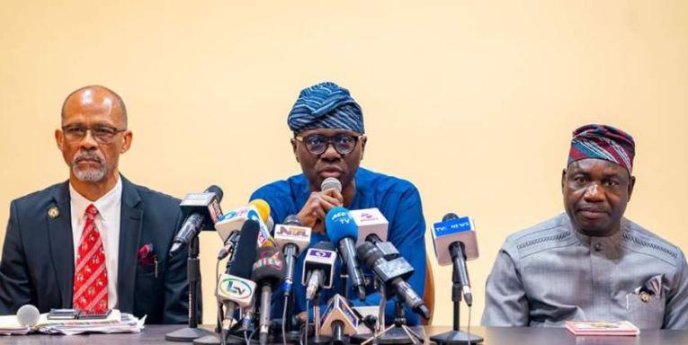 We Will Ban Public Gatherings If Coronavirus Cases Escalate - Governor Sanwo-Olu 1