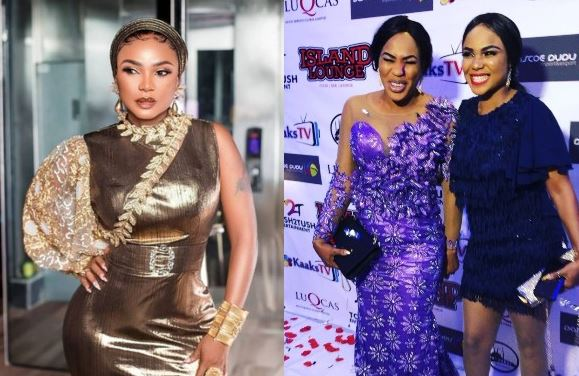 Photo of What Happens In Our Industry Is Deep, Dark And Spiritual – Iyabo Ojo Says In Cryptic Post As She Denies Fighting Fathia Balogun Over A 'Married Man'
