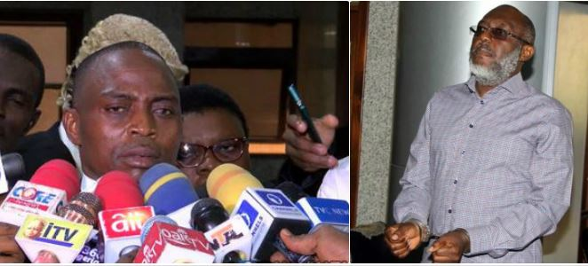 Olisa Metuh's lawyer vows to appeal court judgement sentencing his client to 7 years imprisonment 1