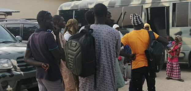 'Repentant' Boko Haram Soldiers return to Nigeria from Niger 4