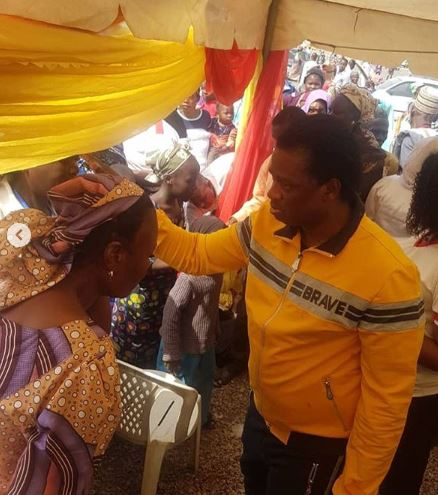 Send Coronavirus patients to me, I'll treat them – Adamawa clergyman, Bishop Sam Zuga (photos) 6