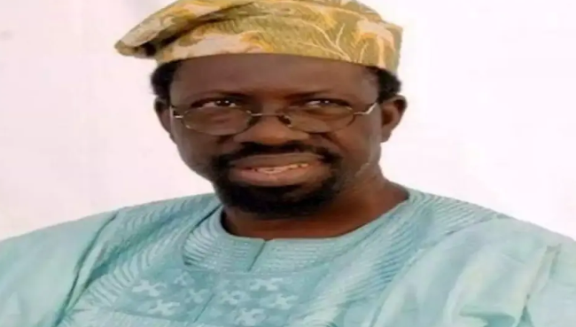 Nollywood actor, Pa Kasumu is dead 1