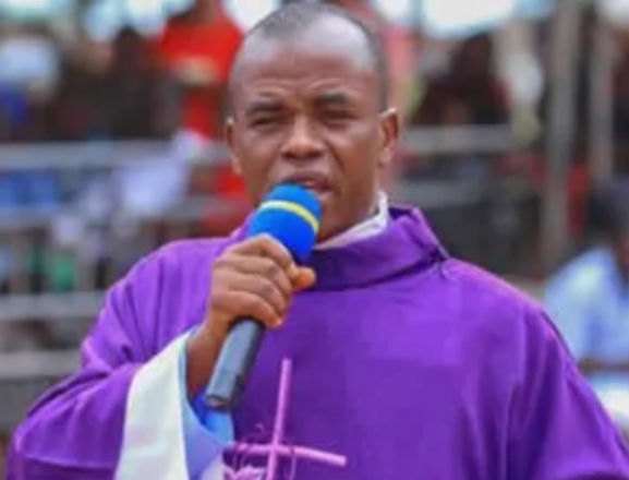 """I spend at least $2M every Month on Charity"" - Fr. Mbaka 1"