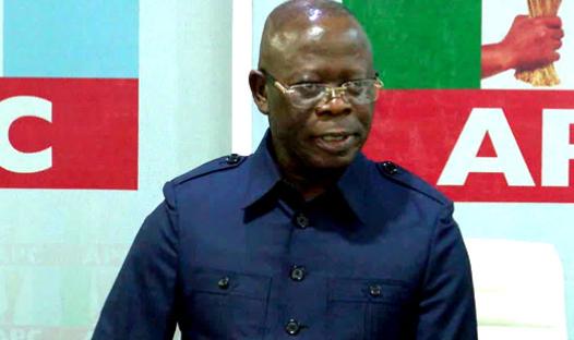 Oshiomhole appeals Judgement suspending him as APC National Chairman 1