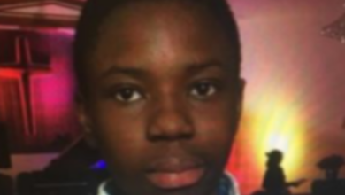 Photo of 14 year old Nigerian Boy abducted in Canada