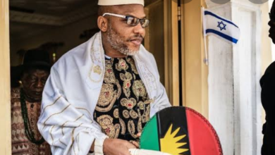 Photo of Nnamdi Kanu to lead a million man march in Virginia over killings of Christians in Nigeria