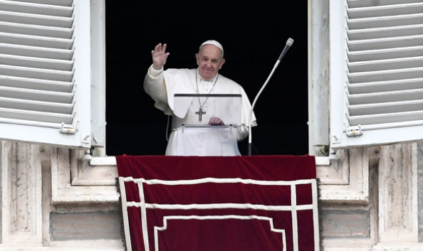 Pope to deliver Sunday Prayer by Live stream due to Virus 1