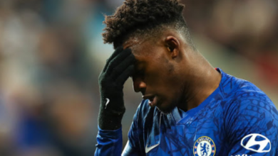 Photo of Chelsea Winger, Hudson-Odoi tests Positive to Coronavirus
