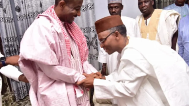 Photo of Breaking:El-Rufai meets dethroned Emir Sanusi in Nasarawa