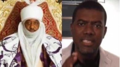 Photo of Sanusi is the educated version of Buhari – Reno Omokri