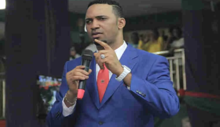 Pastor Denies Paying Woman the sum of 400k To Fake Miracles. 1