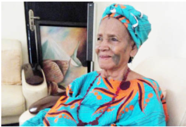 Director of Daily Trust loses Mom 1