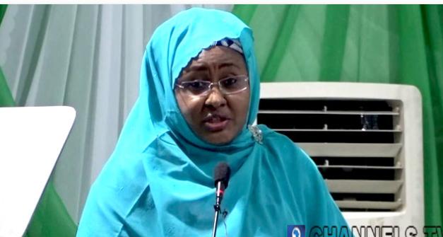 Coronavirus: Aisha Buhari shuts Office, keeps Daughter in self-isolation. 1