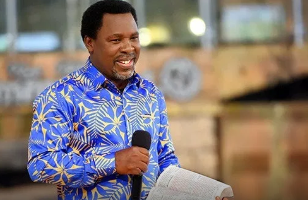 Coronavirus: Listen to your Govt and obey instructions - T.B. Joshua 1